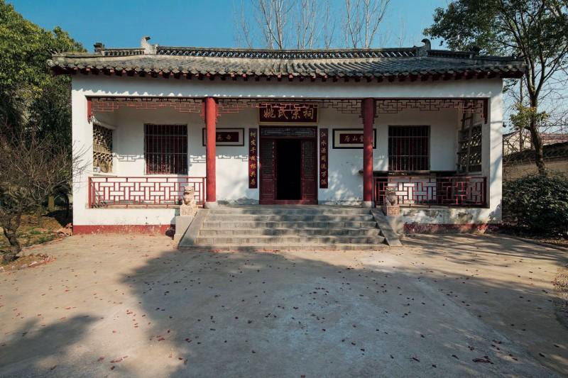 建造祠堂:有生之年总算做完了老家的五件事(摄影师路明)--中华姚网