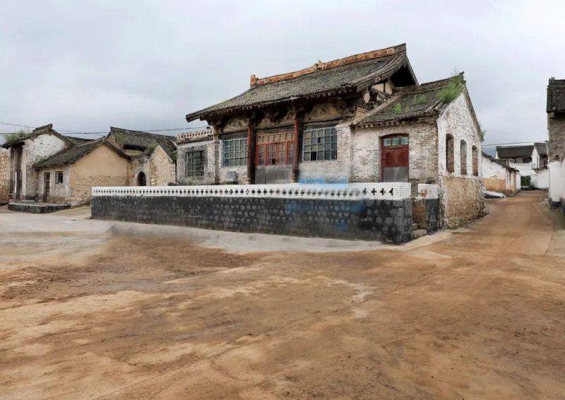 山西-历山古村姚家寨——路明(姚氏宗亲网)